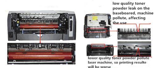 machine stability