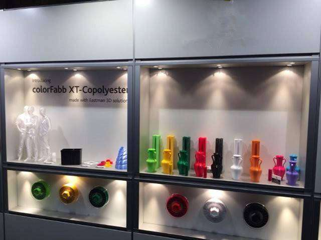 Develop 3D printer consumable, Eastman Chemical cooperate with Helian Polymers