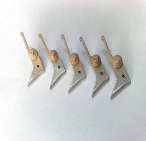 Lower Picker Finger Tray for Ricoh FT-4490/FT5010