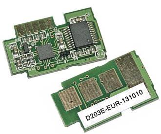 Toner Chip for Samsung MLT-D203S, MLT-D203L