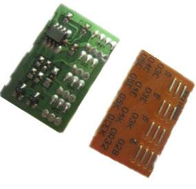 Toner Chip for Samsung SCX-D5530A/SCX-D5530B