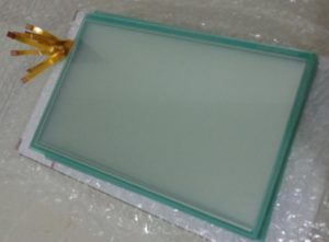 Touch screen panel for Ricoh Aficio MP C2800 C3300