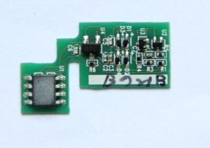 Toner chip for OKI MB760 MB770